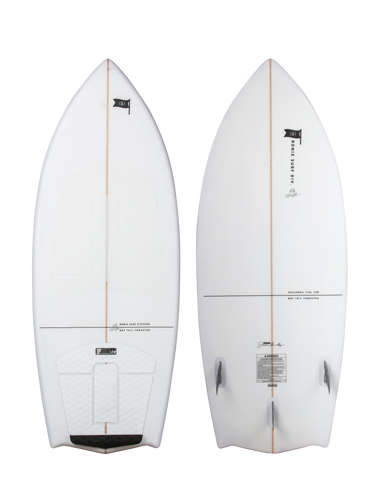 Ronix | Flyweight Bat Tail Thruster | 2020