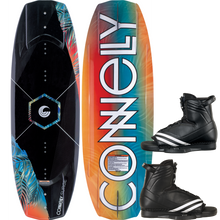 Load image into Gallery viewer, Connelly | Surge Wakeboard with Optima Boot | 2020
