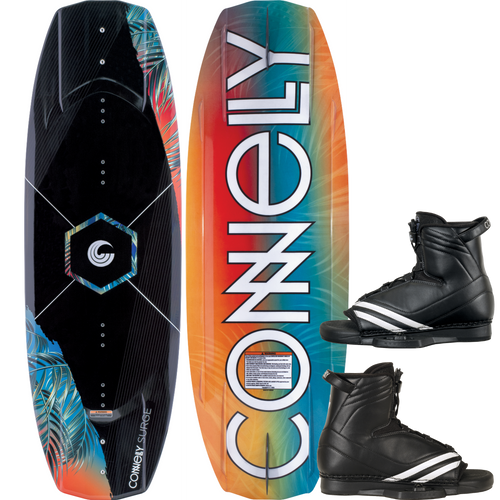 Connelly | Surge Wakeboard with Optima Boot | 2020