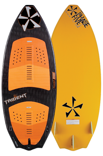 "Phase Five | Trident 57"" Wakesurf Board 