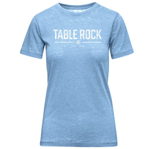 Encore Tee | Cornflower Blue