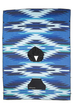 Load image into Gallery viewer, Jackson Blue Poncho Towel