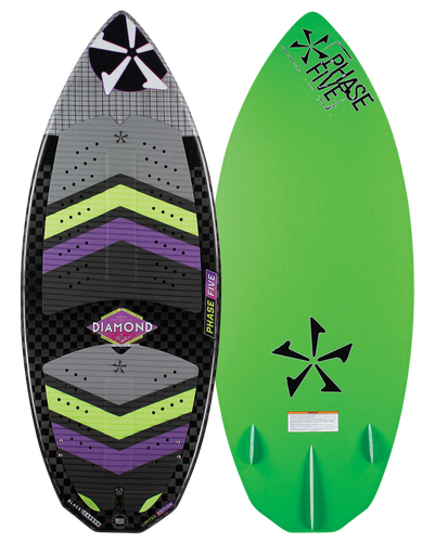 Phase Five | Diamond Turbo LTD  Skimboard | 2020