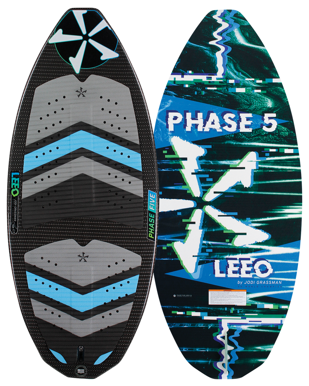 Phase Five | Leeo Skimboard | 2020