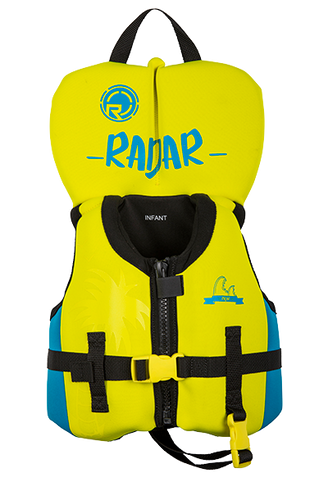 Radar | Infant Boys CGA Vest Blue-Yellow | 2020