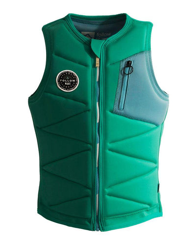 FOLLOW | Atlantis Ladies Jacket - Teal | 2020