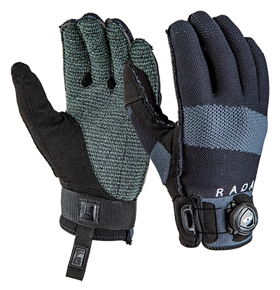 Radar | Engineer BOA Inside Out Glove | Black/Grey | 2020