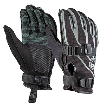 Radar | Ergo-K Inside-Out Glove | Black/ Gunmetal | 2020