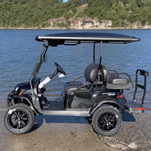 Load image into Gallery viewer, CLUB CAR | Metallic Tuxedo Black w/ Premium Black Seats | Onward 4 Passenger | Lifted | High Performance Lithium Ion | 2020