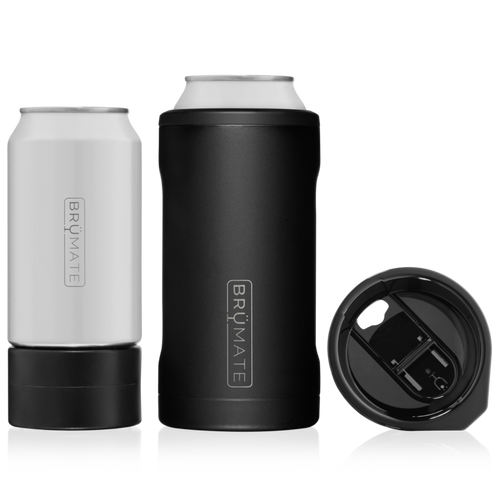 Hopsulator Trio 3-in-1 | 16 oz/ 12 oz cans | Matte Black