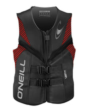 Load image into Gallery viewer, Oneill | Men's Reactor USCGA Vest | Graphite/Red