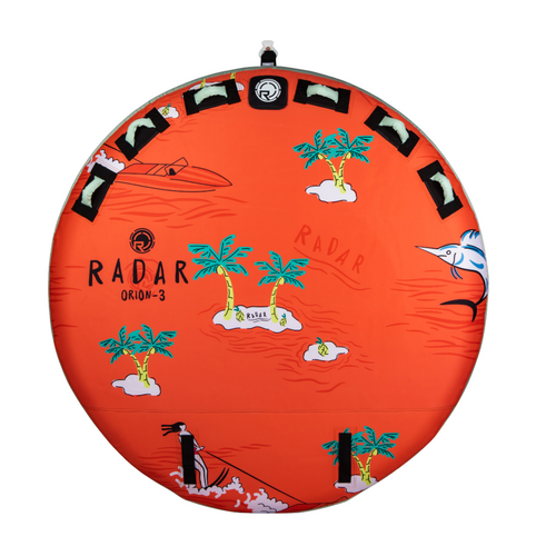 Radar | Orion 3 Tube | 3 Person Tube | 2020