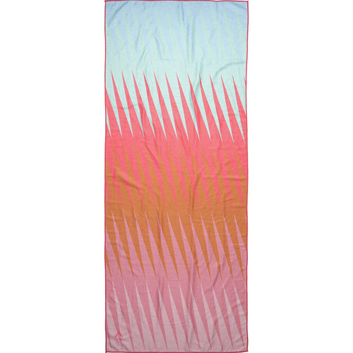 Heat Wave Pink Towel