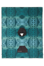 Load image into Gallery viewer, Rockies Spirulina Poncho Towel
