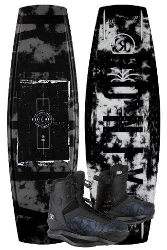 Parks Wakeboard with Parks Boots | 2021