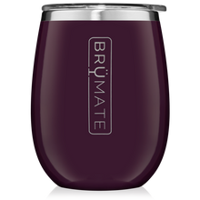 Load image into Gallery viewer, Uncork'd XL 14 oz. Wine Tumbler | Plum