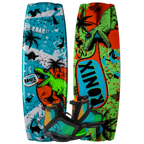 Ronix | Vision 120 Wakeboard With Vision Bindings | 2020