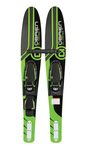 Jr. Vortex Combo Skis