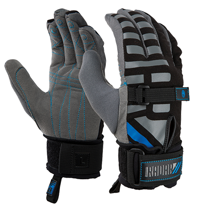 Radar |  Voyage Glove | Black/Silver | 2020