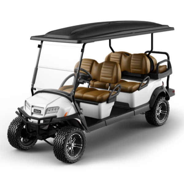 Glacier White w/ Premium Camello Seats | Onward 6 Passenger | Lifted | High Performance FLA | 2020