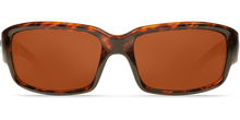 Load image into Gallery viewer, Caballito Sunglasses | Tortise - Copper 580P Lens