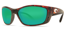 Load image into Gallery viewer, Fisch | Tortise - Green Mirror 580G Lens