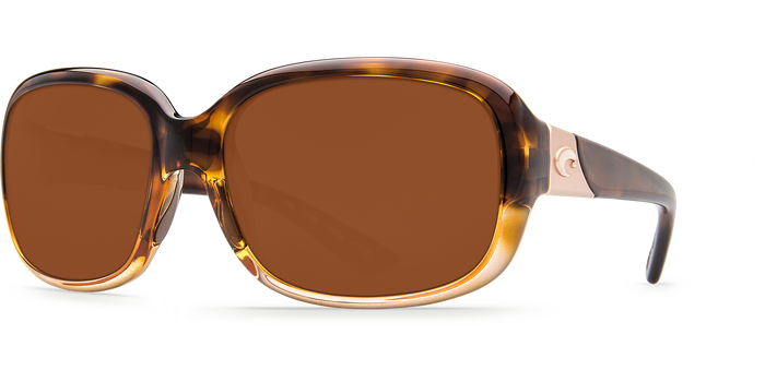 Gannet Sunglasses | Tortise Fade - Copper 580P Lens
