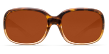 Load image into Gallery viewer, Gannet Sunglasses | Tortise Fade - Copper 580P Lens