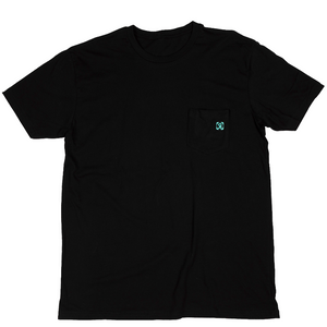 Homeland Pocket T-Shirt | Black/Blue | 2021
