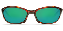 Load image into Gallery viewer, Costa | Harpoon Sunglasses | Tortise - Green Mirror 580G Lens