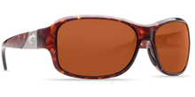 Load image into Gallery viewer, Costa | Inlet Sunglasses | Tortise - Copper 580P Lens