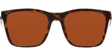 Load image into Gallery viewer, Panga Sunglasses | Shiny Tort, White, Seafoam Crystal - Copper 580P Lens