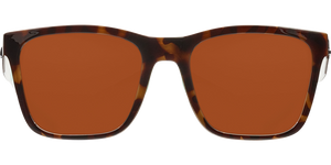 Panga Sunglasses | Shiny Tort, White, Seafoam Crystal - Copper 580P Lens