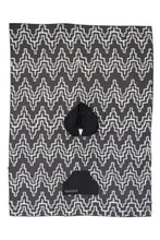 Load image into Gallery viewer, Teton Black Poncho Towel