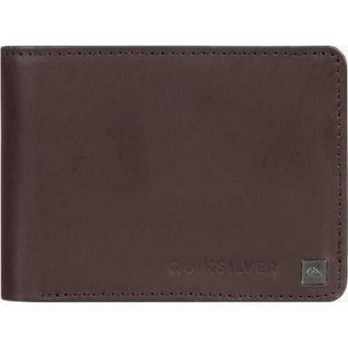 Mack Bi-Fold Leather Wallet