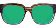 Load image into Gallery viewer, Costa | Waterwoman 2 Sunglasses | Shiny Ocean - Jade Copper 580P Lens