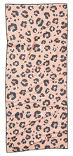 Load image into Gallery viewer, Leopard Pink Towel