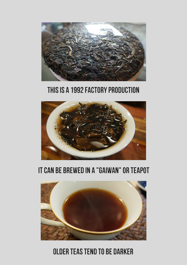 Some Western Facing Vendors Specialize In Younger Raw Pu Erh As They May Be More Accessible Financially And Can Very Complex On Their Own