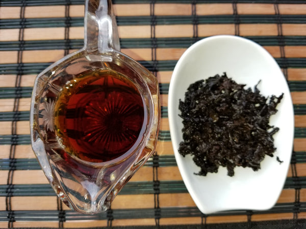2012 Roasted Tieguanyin Cake -Special Purchase