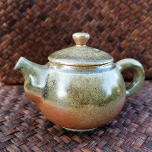 Jinwen Wood-Fired Teapot, 100ml