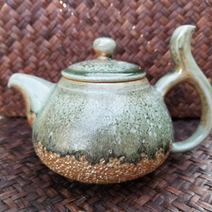 Premium Wood-Fired Teapot, 200ml