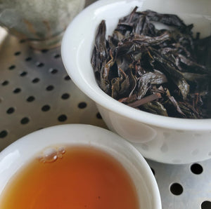 Authentic Da Hong Pao Wuyi Rock Oolong, $59.00/2oz.