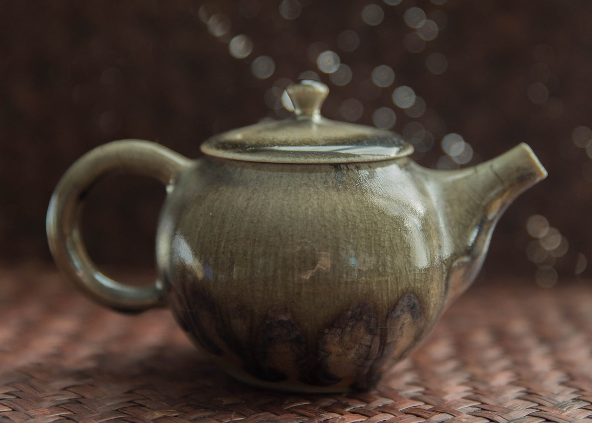 Liuming Wood-Fired Teapot, 120ml