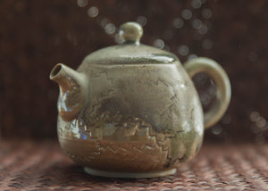 Tongxin Wood-Fired Teapot, 140ml