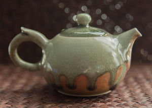 Qingchun Wood-Fired Teapot, 130ml