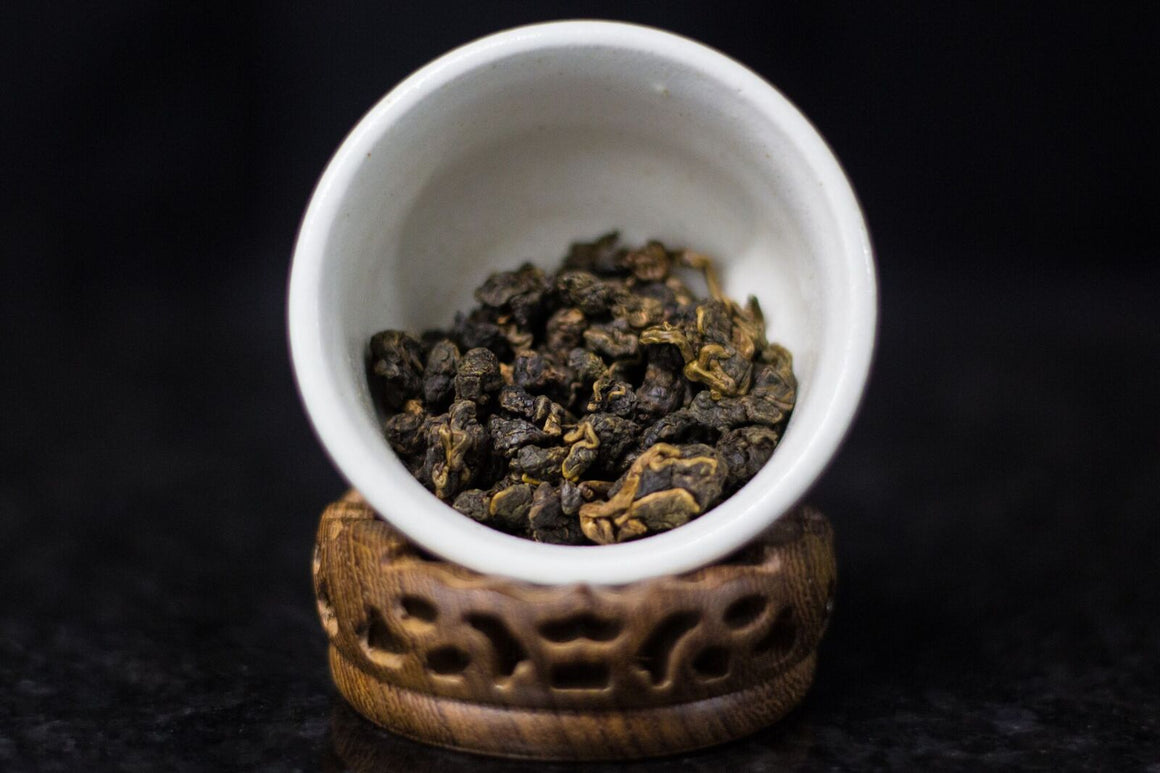 Dong Ding Oolong - Heavy Roast, $13.99/2oz.