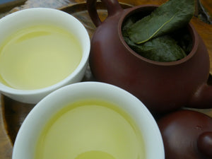 Dayuling Premium High Mountain Oolong, $34.99/2oz.