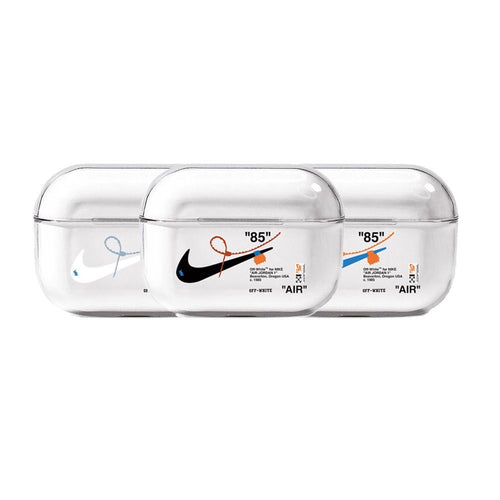 INSPIRED HARD TRANSPARENT AIRPODS PRO CASES 85