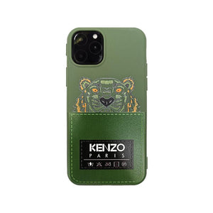 INSPIRED TIGER IPHONE CASE