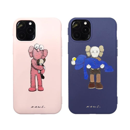 KAWS IPHONE CASE